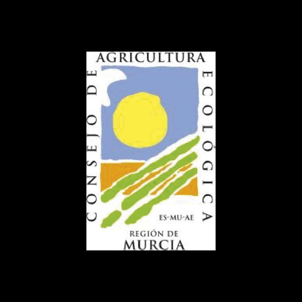 consejo de agricultura ecologica logo region de murcia Garcia Aranda